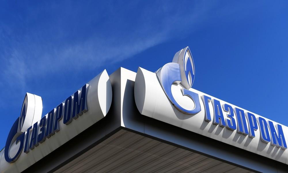 Wegen politischer Risiken: Gazprom hält Einstellung von Nord Stream 2 für möglich