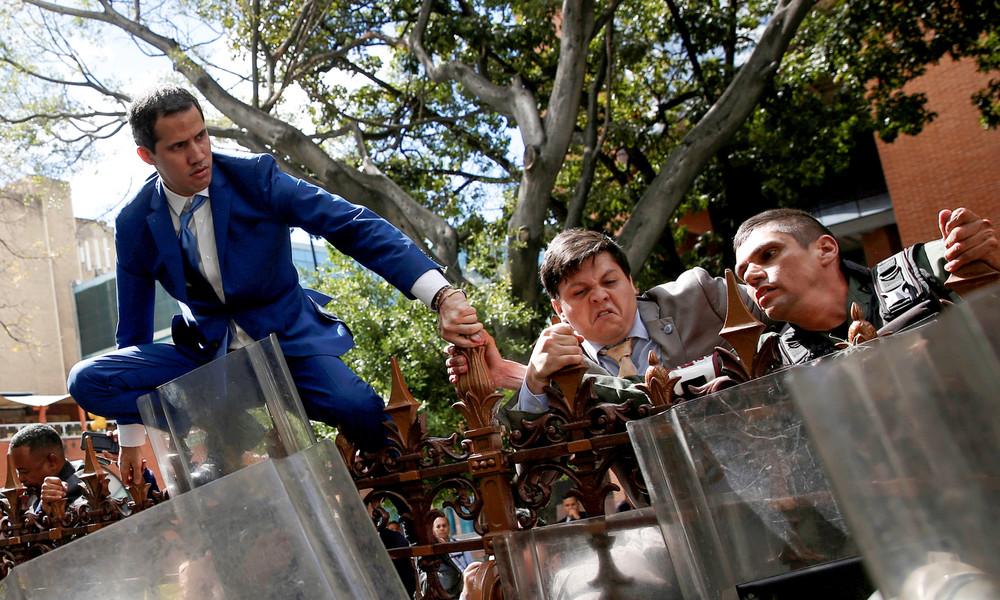 Venezuela: Juan Guaidó besitzt über zwei Milliarden Euro auf europäischen Bankkonten