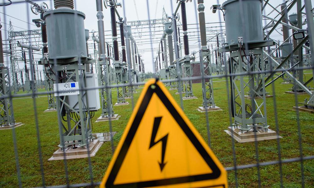 """""""Flatterenergie"""": Europas Stromnetze um Haaresbreite zusammengebrochen"""