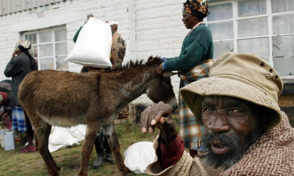 Lesotho: Südafrikanischer Corona-Lockdown verursacht Hungersnot