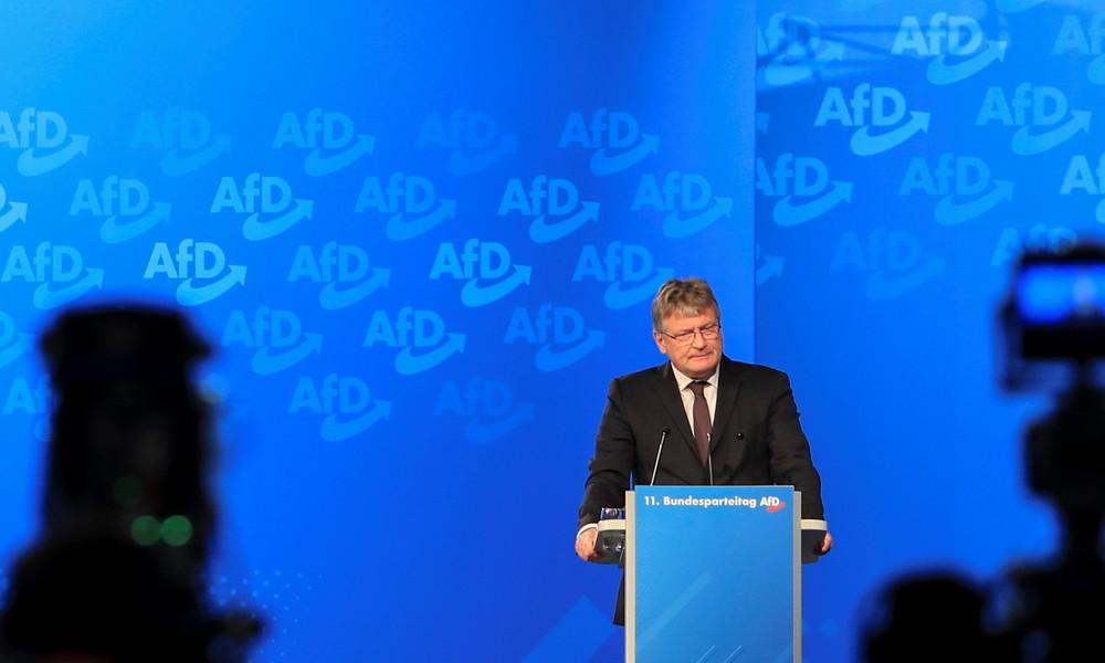 Verfassungsschutz soll gesamte AfD unter Beobachtung stellen