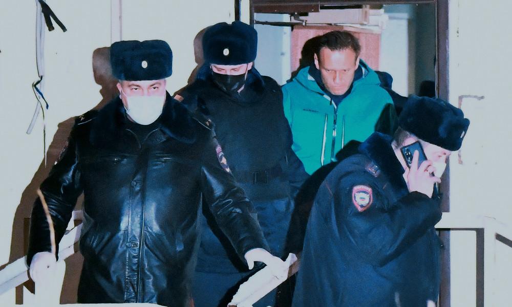 Kreml über Verhaftung Nawalnys: Strafvollzug war nachsichtig während dessen Charité-Behandlung