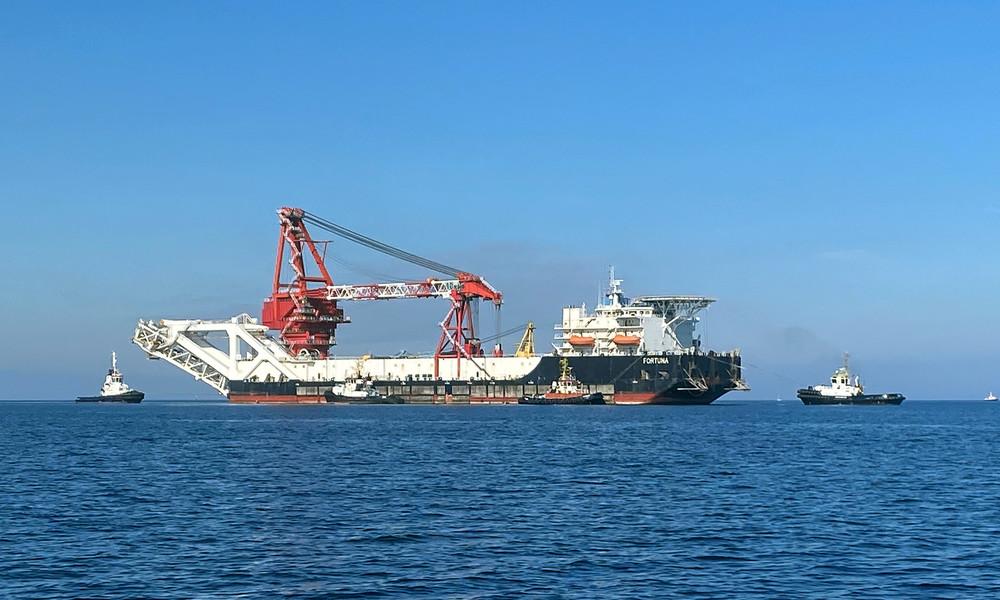 Sanktionen gegen Nord Stream 2: Deutschland könnte im Gegenzug LNG-Importe aus USA besteuern