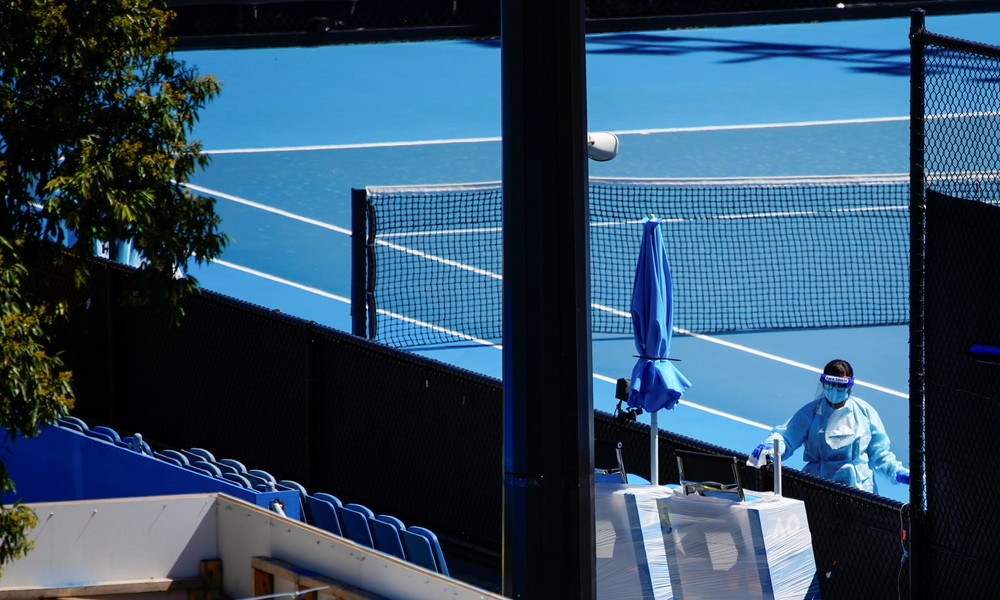 Australian Open: 72 Tennisspieler müssen wegen Corona-Fällen in Quarantäne