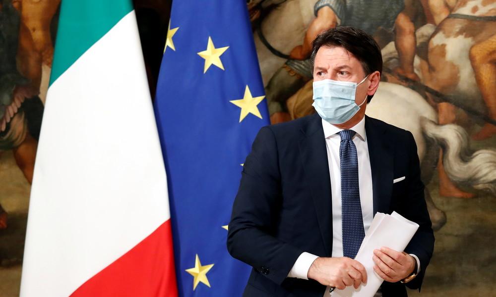 """Italiens Regierung gewinnt Vertrauensvotum – Ministerpräsident: """"Sofort an die Arbeit"""""""