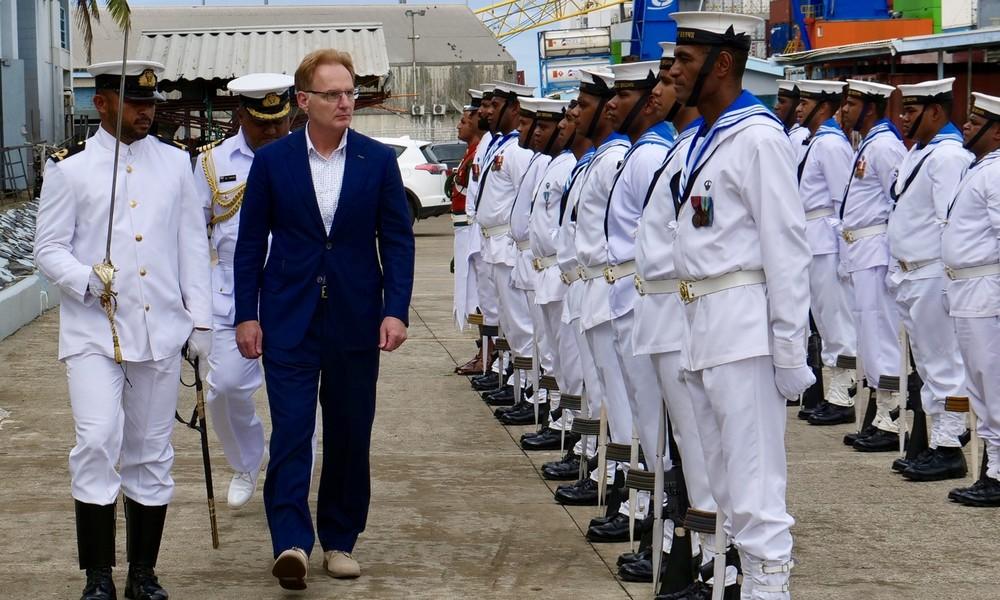 """""""Stellvertreterkampf"""": USA setzen Wahl ihres Verbündeten Fidschi im UN-Menschenrechtsrat durch"""