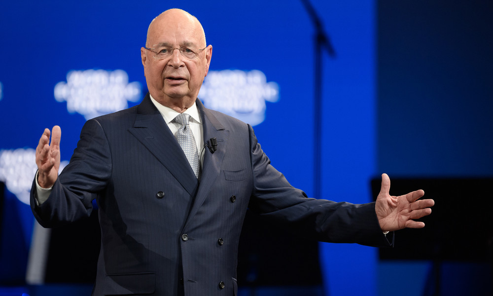 """COVID-19 im Vergleich nur eine """"kleine Störung"""": WEF-Gründer Klaus Schwab warnt vor Cyber-Angriffen"""