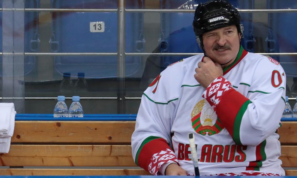 Nach Diffamierungskampagne keine Eishockey-WM in Weißrussland