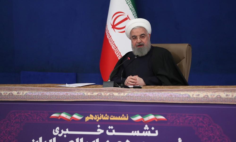 Irans Präsident fordert neue US-Regierung zur Rückkehr zum Atomabkommen auf