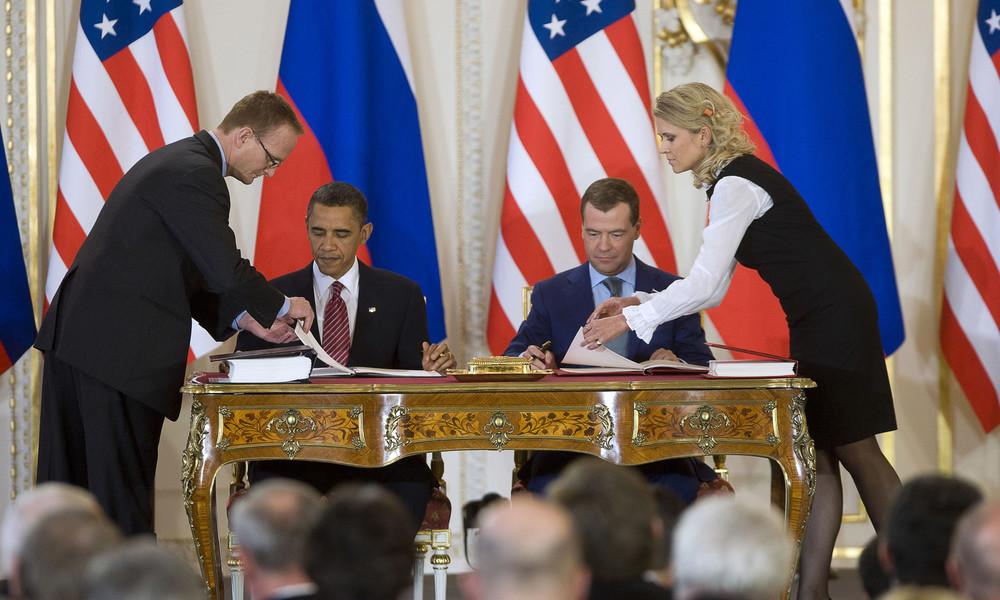 Russland wirbt für Verlängerung von atomarem Abrüstungsvertrag