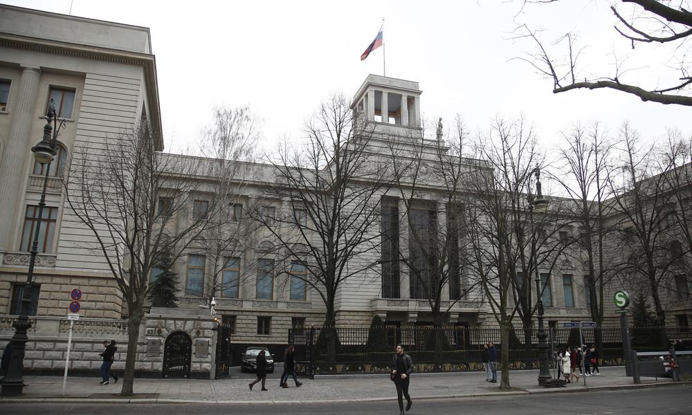 """Russischer Botschafter: Bundesregierung soll Fall Nawalny nicht weiter """"künstlich politisieren"""""""