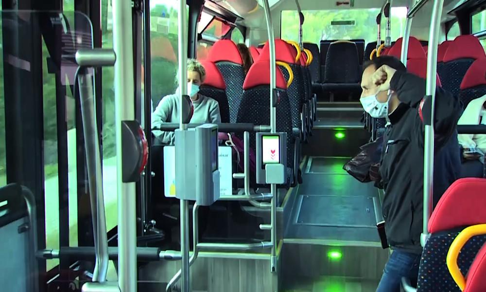 Sprechverbot in Bus und Bahn auf Mallorca: Inselbewohner weiterhin nicht überzeugt