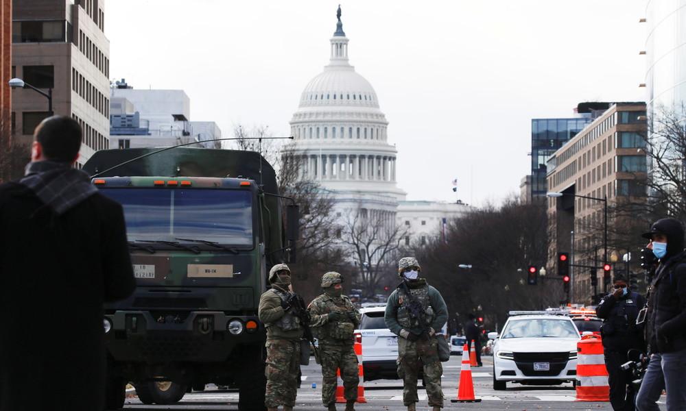 Elizabeth Kamm: Aktuelle Stimmung in der US-Hauptstadt von Aufregung und Nervosität geprägt