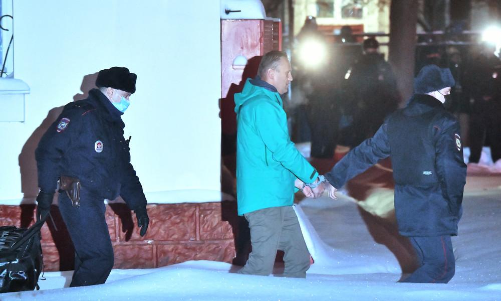 Causa Nawalny: Russland stellt ein weiteres Rechtshilfeersuchen an deutsche Behörden