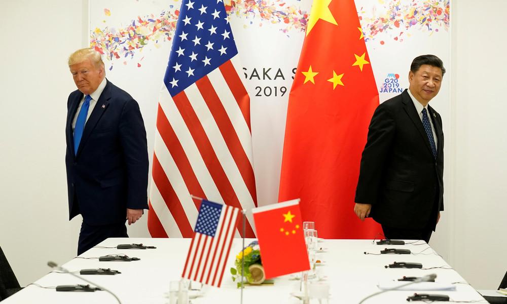 """Zukünftige US-Finanzministerin: China ist """"wichtigster strategischer Konkurrent"""""""