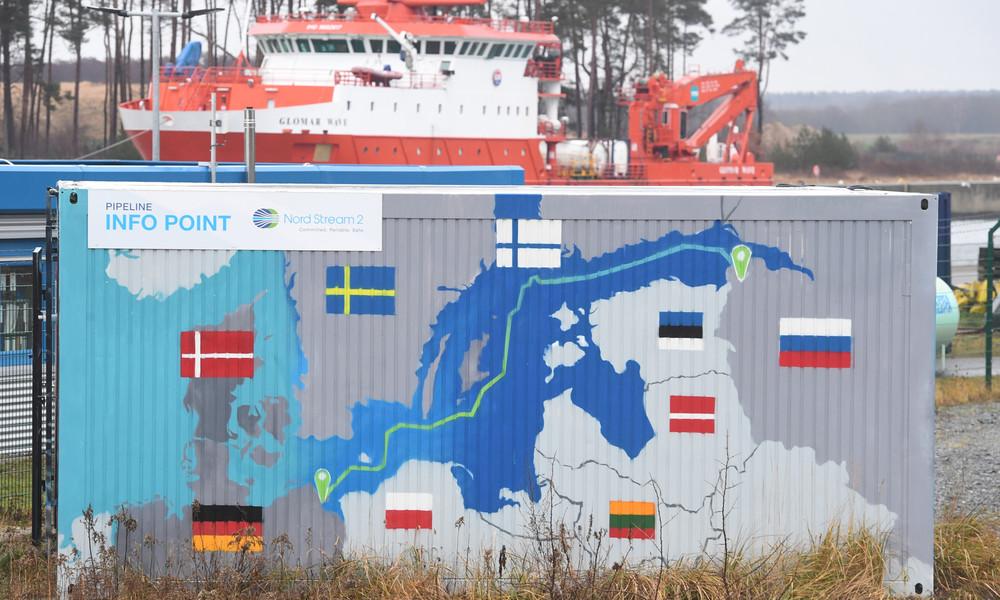 """EU-Parlament will Nord Stream 2 stoppen und umfangreiche Sanktionen gegen """"russische Oligarchen"""""""