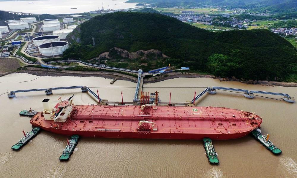 Saudi-Arabien war auch 2020 Chinas größter Öllieferant