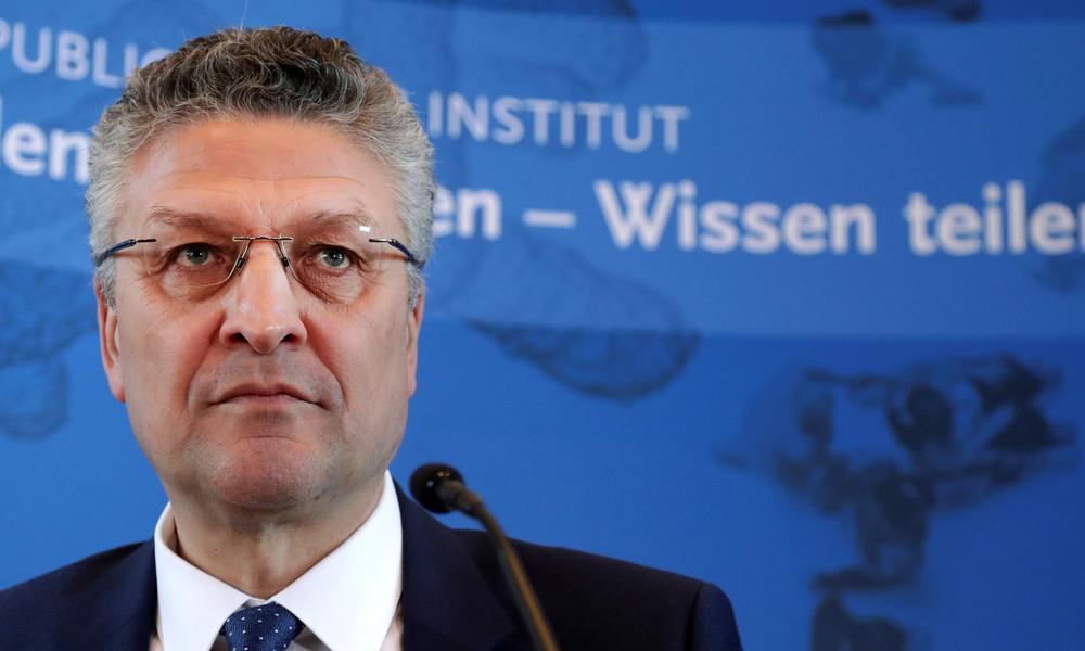 """""""Es wird jeder geimpft!"""" – RKI-Chef über Impfbereitschaft und Angela Merkel"""