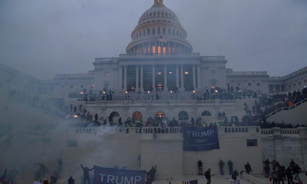 Der Machtwechsel in den USA und die Krise des westlichen Demokratiemodells