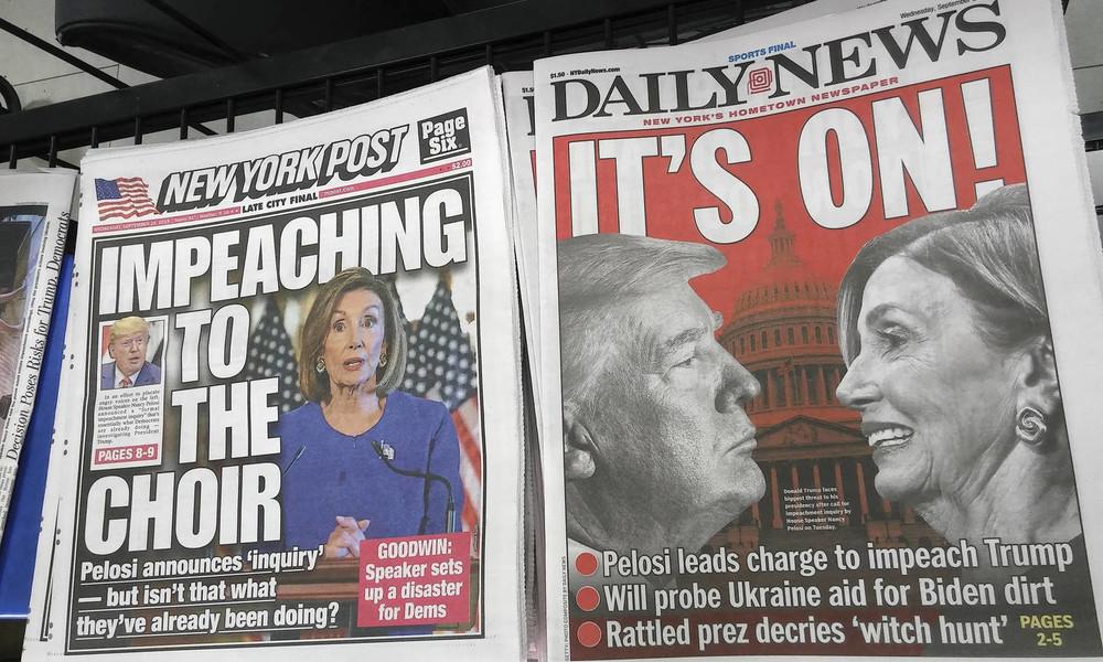 Vertrauen der US-Bürger in Mainstream-Medien niedriger denn je – Medien suchen Schuld beim Publikum