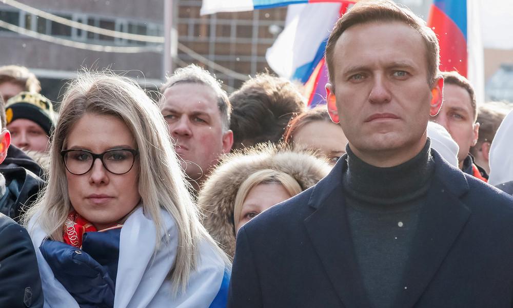 Russland: Polizei nimmt mehrere Mitarbeiter aus Nawalnys Team fest