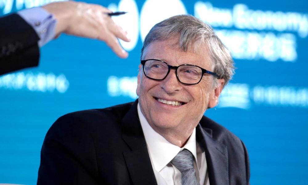 """""""Ich fühle mich großartig"""" –  Bill Gates hat sich gegen Corona impfen lasen"""