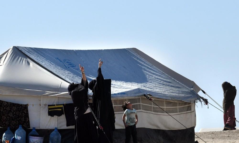 """""""Verschlechterte Sicherheitsbedingungen"""": Mindestens zwölf Morde in syrischem Flüchtlingslager"""
