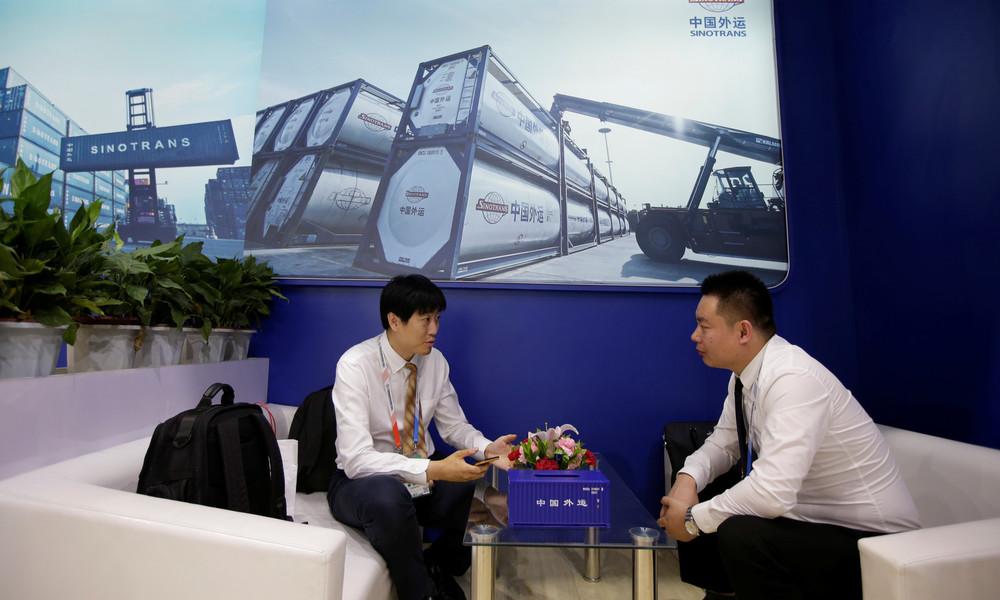 Seidenstraße: Güterzug von China nach Russland verkürzt die Transportdauer um zwei Drittel