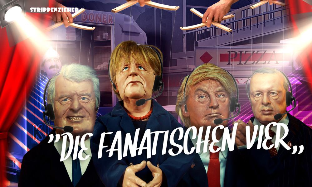 Münchener Sicherheitskonferenz - ohne Zwiebeln | Strippenzieher