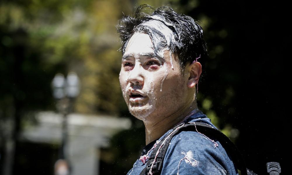 US-Reporter flieht nach Antifa-Morddrohungen ins Ausland