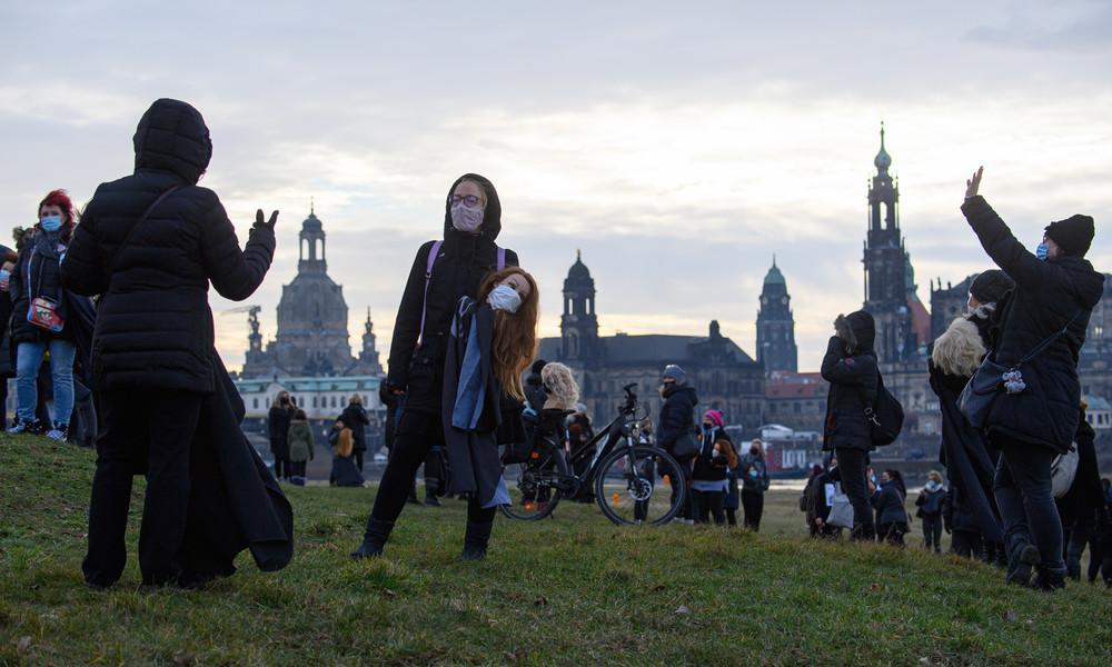 Situation in Dresdens Krematorium wie nach Bombenangriff 1945? SPIEGEL zieht schrägen Vergleich