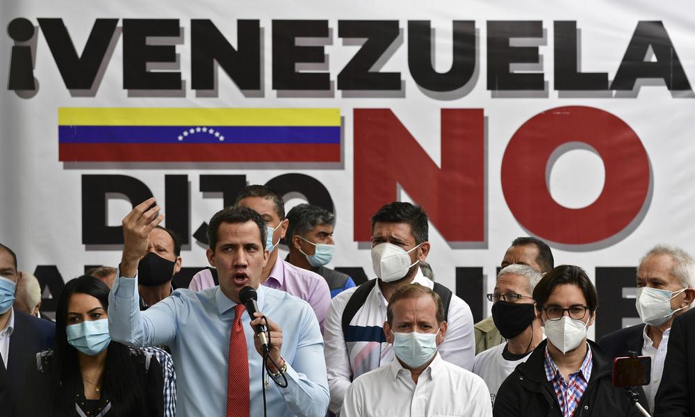 Krachende Niederlage für Heiko Maas: EU erkennt Guaidó nicht mehr als Interimspräsidenten an