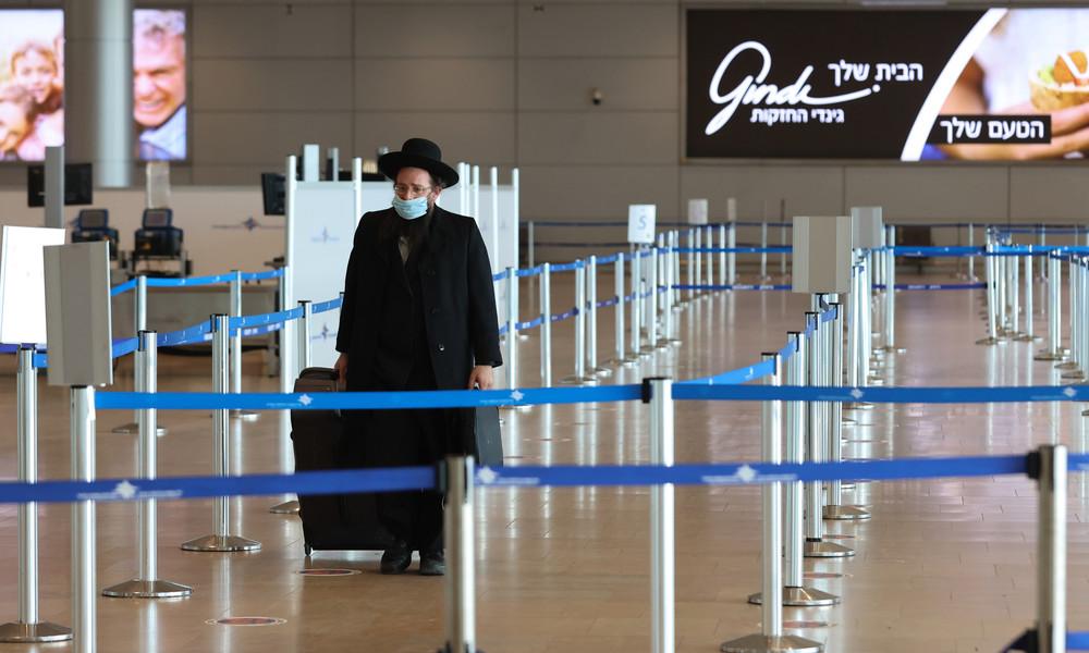 Anti-Corona-Kampf in Israel: Regierung stellt bis Ende des Monats Flugverkehr ein