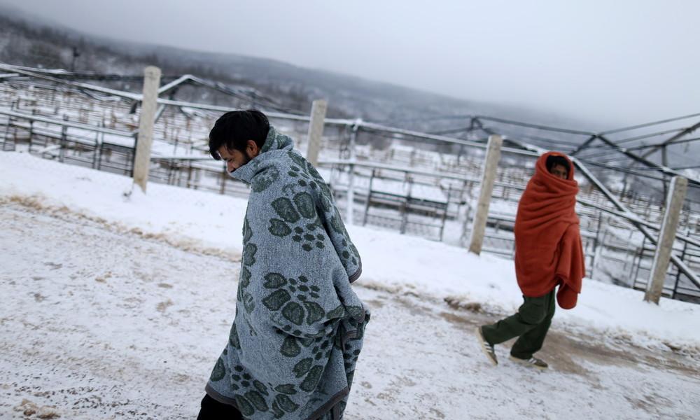 "Migrantenkrise in Bosnien-Herzegowina: ""Kein einziger Euro aufs Konto der Stadt Bihać geflossen"""