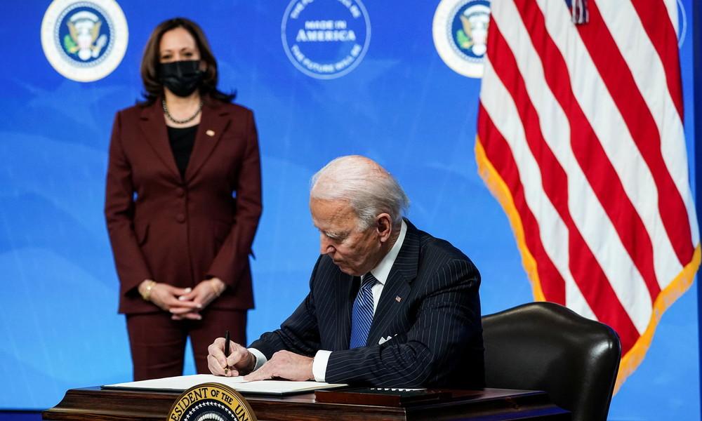 Joe Biden hebt Trumps Ausschluss von Transgender-Personen aus US-Streitkräften auf