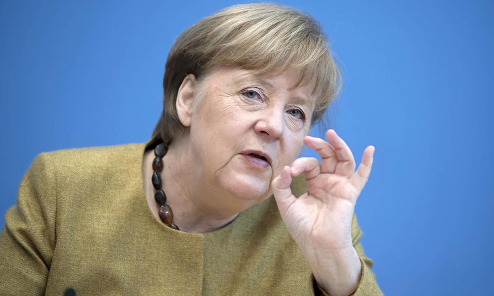 """""""Uns ist das Ding entglitten"""": Kanzlerin Merkel fordert laut Medienbericht viel schärfere Maßnahmen"""