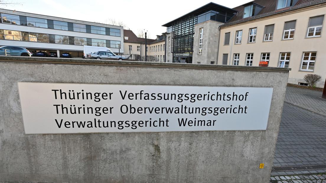 Nicht genehm? Staatsanwaltschaft Erfurt will Weimarer Lockdown-Urteil aufheben lassen