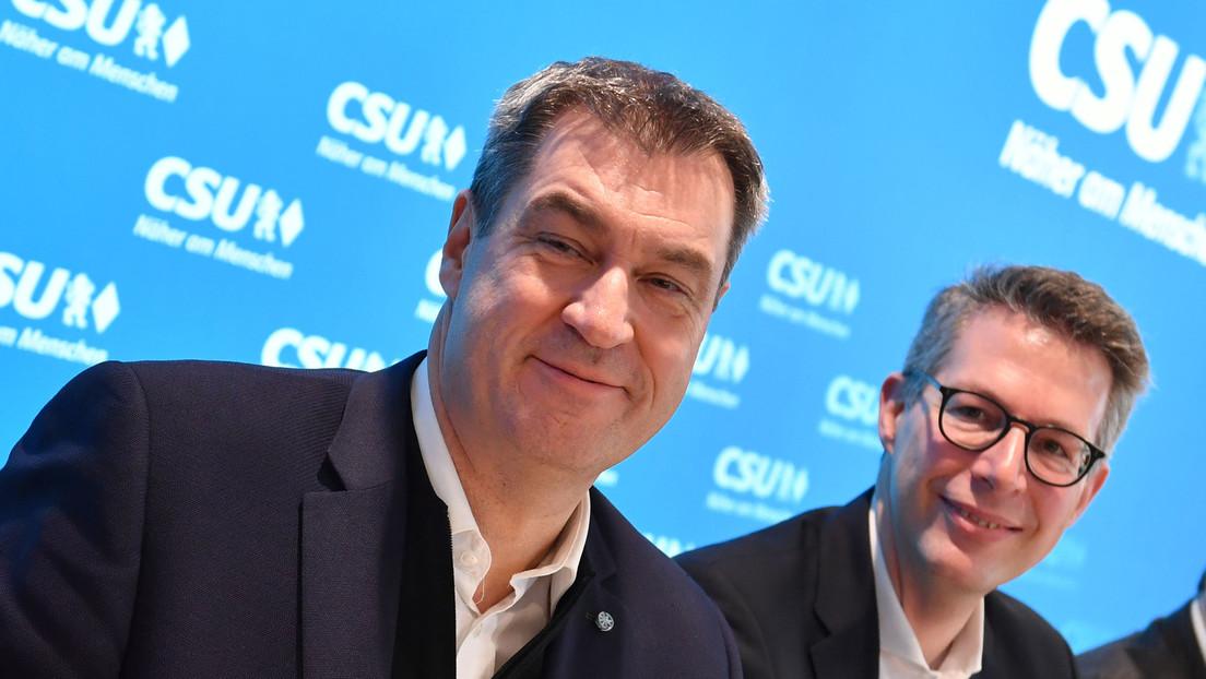 """CSU-Generalsekretär: """"Wir brauchen jetzt einen Impfmarathon"""""""