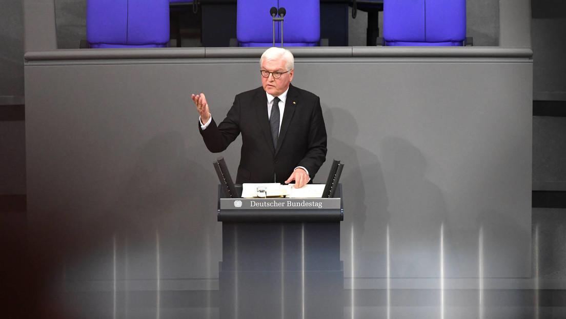LIVE aus dem Bundestag: Gedenkstunde für die Opfer des Nationalsozialismus