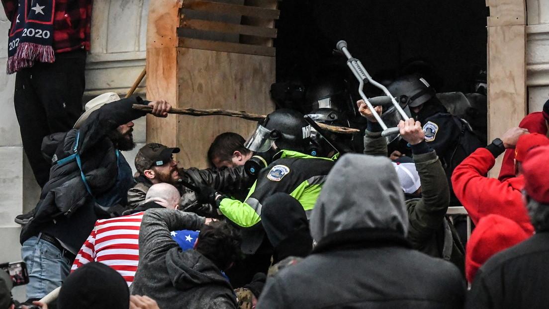 Fehlende Befugnisse: US-Nationalgarde konnte nicht rechtzeitig Verstärkung zum Kapitol schicken