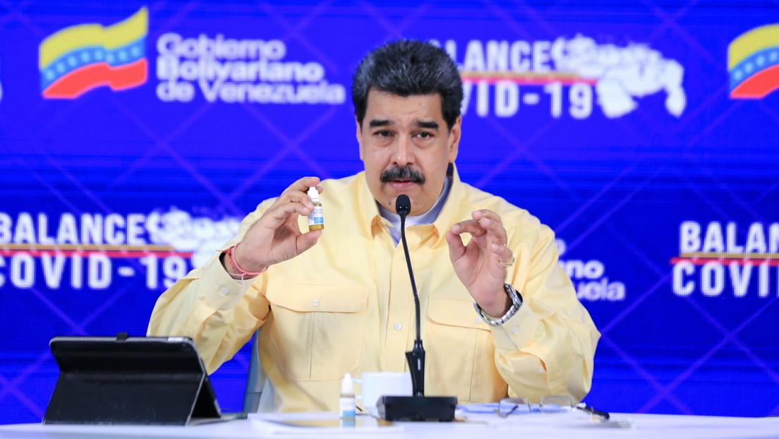 Venezuela: Nicolás Maduro kündigt Produktionsstart für inländischen Corona-Impfstoff an