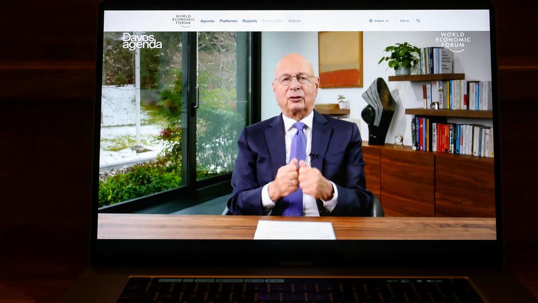 LIVE: Russlands Präsident Putin spricht auf dem WEF (mit Simultanübersetzung)