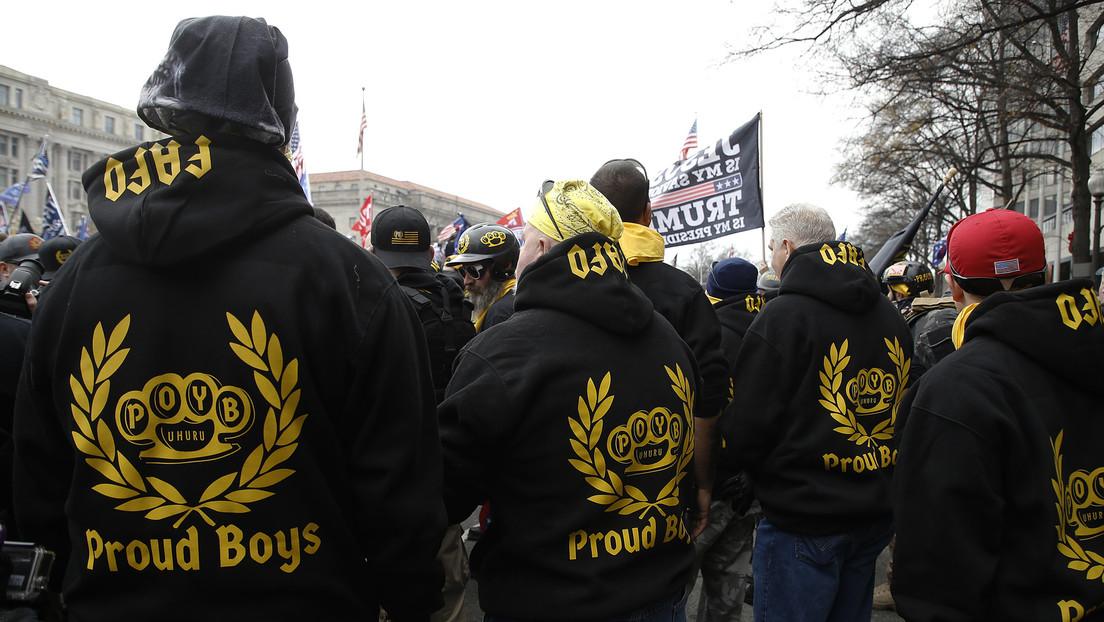 Kanadas Parlament fordert Einstufung von Proud Boys als Terrororganisation