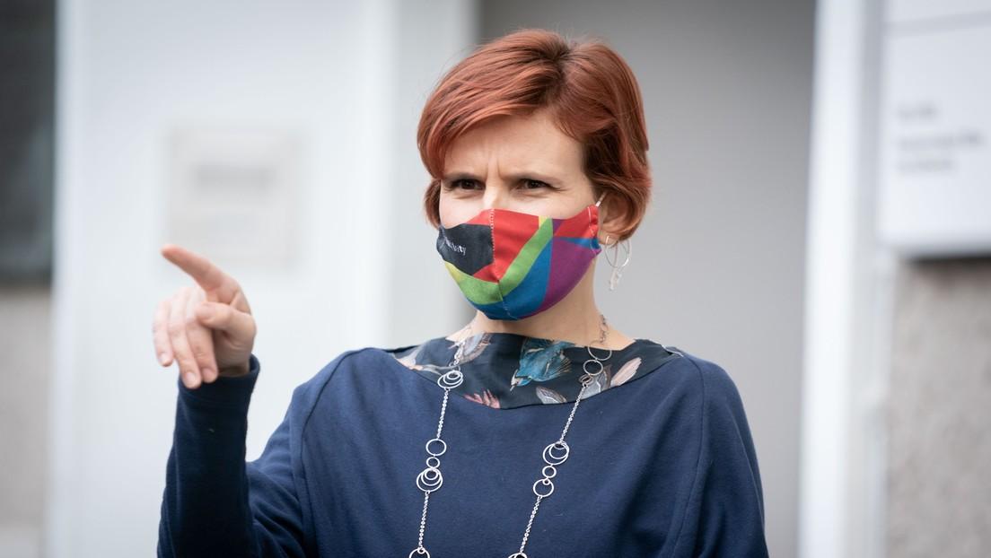 """Voll regierungsfähig: Kipping kritisiert """"die Zustände im heutigen Russland"""""""