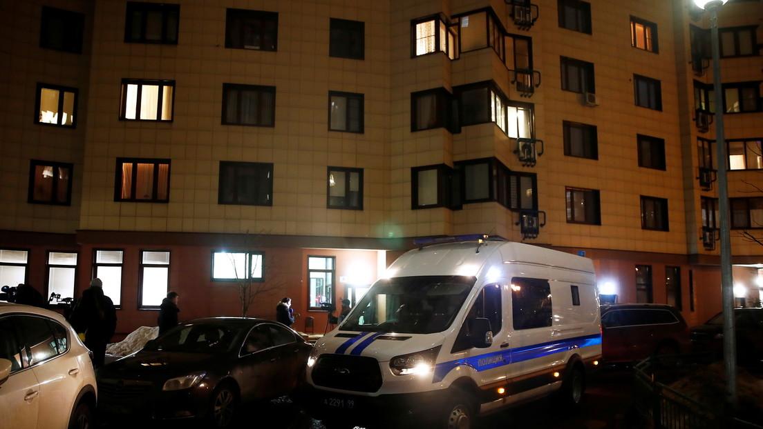Russland: Durchsuchungen in Wohnung und Büro des Politbloggers Alexei Nawalny