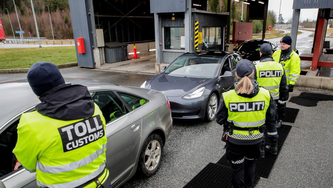 Wegen COVID-19: Norwegen macht Grenzen für Ausländer dicht