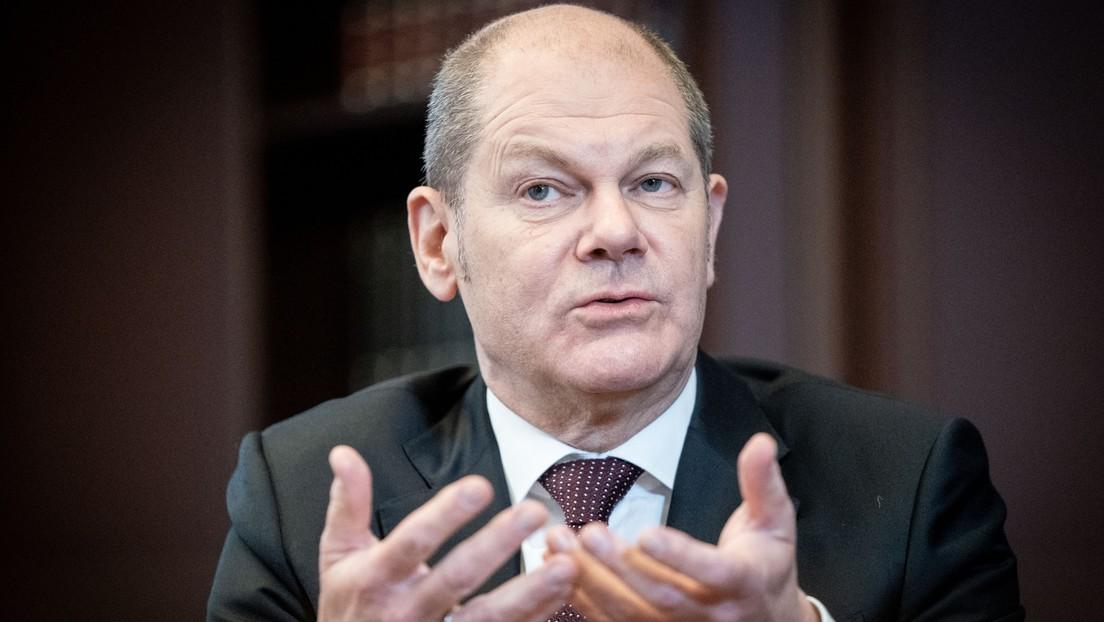 Fast 5 Millionen Euro – Scholz verdoppelt Ausgaben des Finanzministeriums für Öffentlichkeitsarbeit