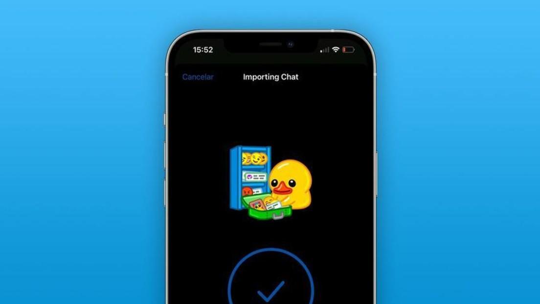 iOS-Nutzer können ab sofort WhatsApp-Chats auf Telegram übertragen