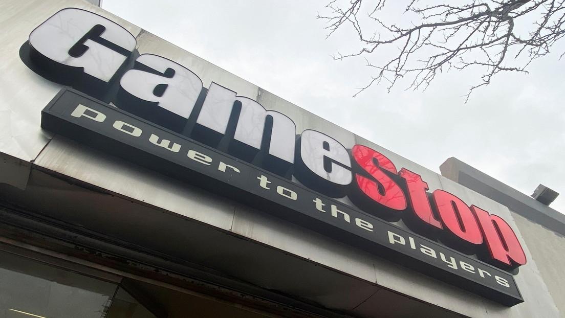 Flashmob treibt Aktie von Spielehändler in die Höhe – und zwingt Hedgefonds in die Knie