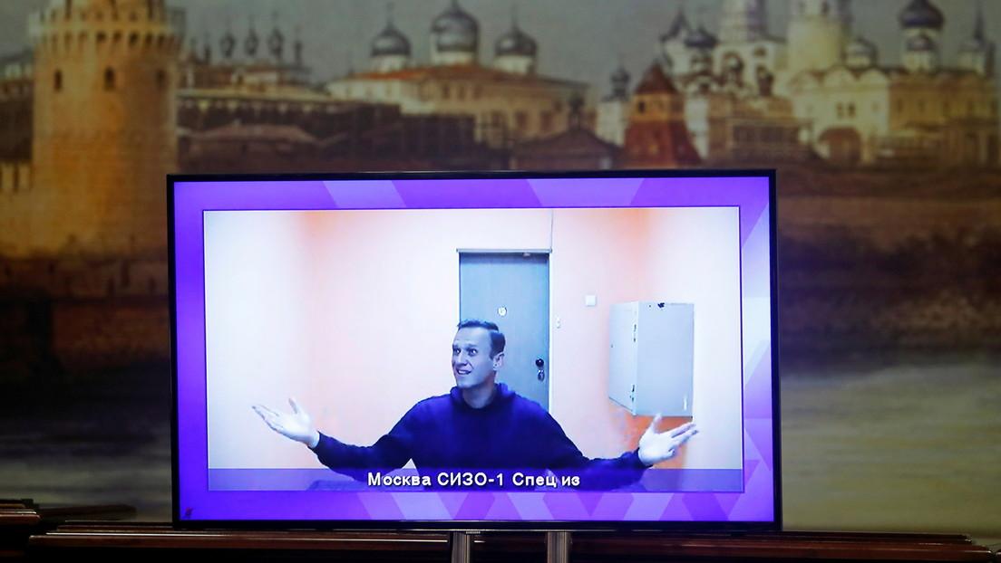 Gericht lehnt Einspruch gegen Verhaftung ab: Alexei Nawalny bleibt in Haft